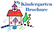 Kindergarten Brochure