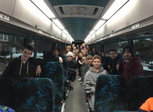 Ski Trip Bus