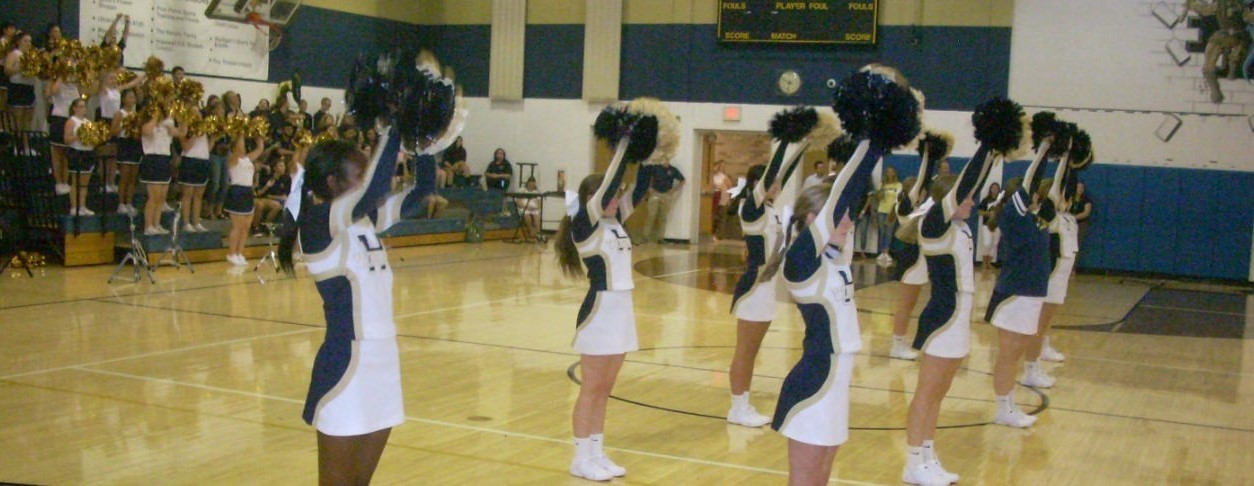 Hopewell Cheer Leaders