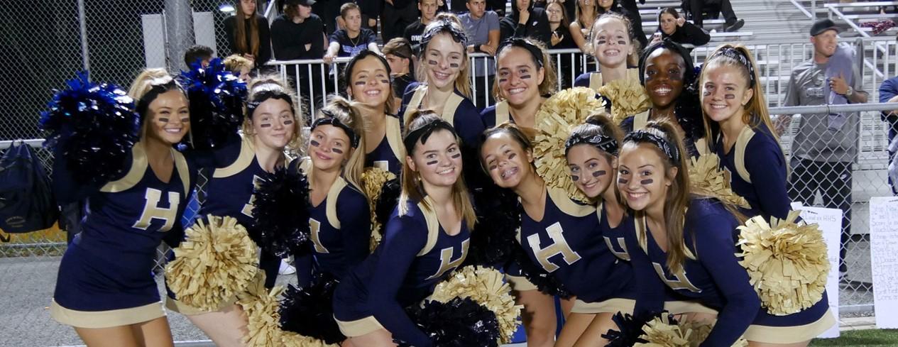 Hopewell Cheerleaders
