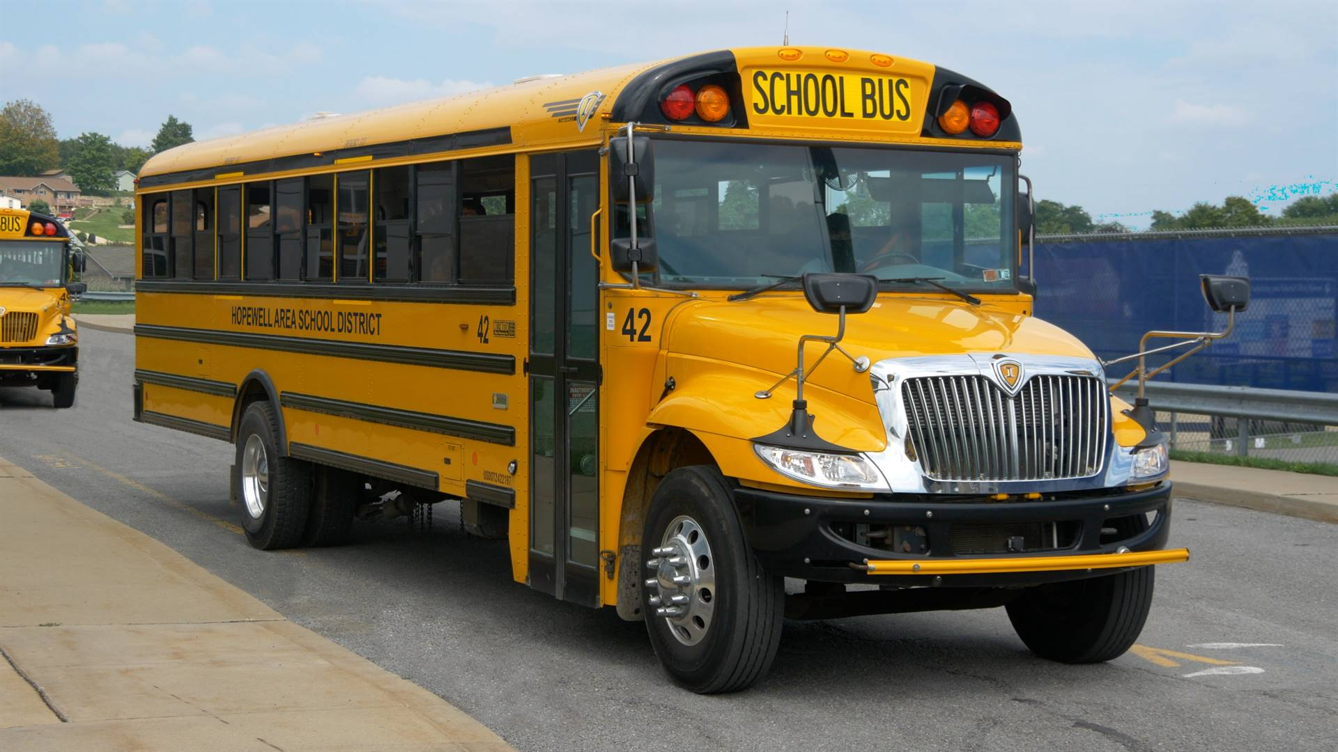 Hopewell Bus